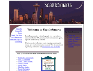 seattlesmarts.com screenshot