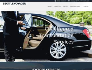 seattlevoyager.com screenshot