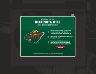seatviewer.wild.com screenshot