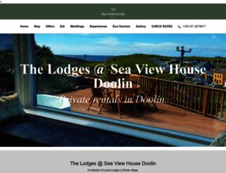 seaview-doolin.ie screenshot