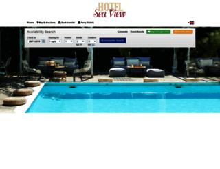 seaview.reserve-online.net screenshot