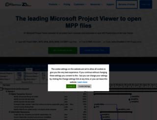 seavusprojectviewer.com screenshot