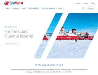 seawest.coop screenshot