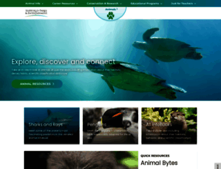 seaworld.org screenshot