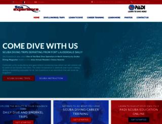 seaxp.com screenshot