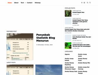 sebarin.info screenshot