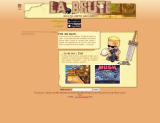 sebastienllimous.labrute.fr screenshot