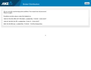 sec.anz-originator.com.au screenshot