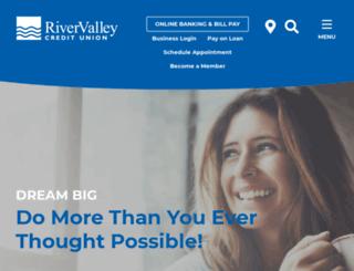 sec.rivervalleycu.org screenshot