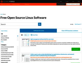 sec101.sourceforge.net screenshot