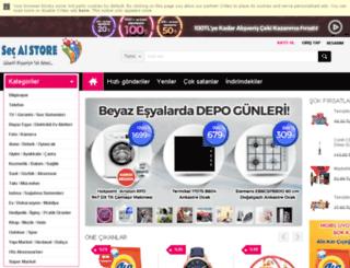 secalstore.com screenshot