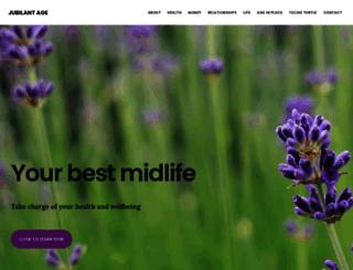 second-serve.com screenshot