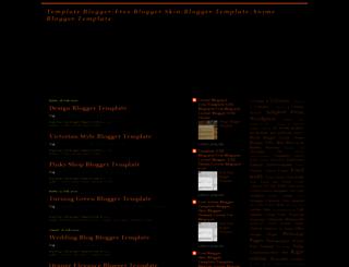 secondary-blogtemplates.blogspot.com screenshot