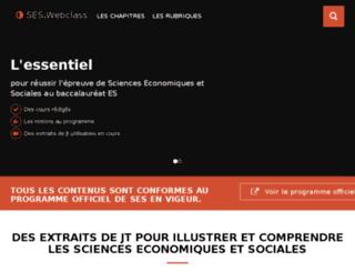 secondes.brises.org screenshot