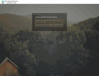 secondgearhaywood.consignoraccess.com screenshot