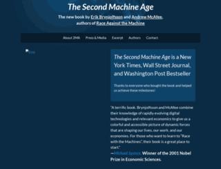 secondmachineage.com screenshot