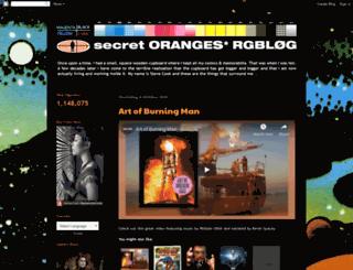 secret-oranges.blogspot.co.uk screenshot
