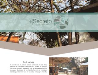secretochile.cl screenshot