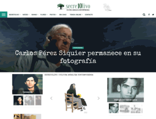 secretolivo.com screenshot