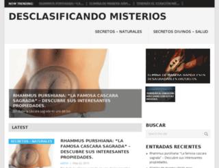 secretosdivinos.com screenshot