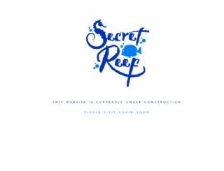 secretreef.com screenshot