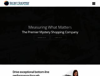 secretshopper.com screenshot