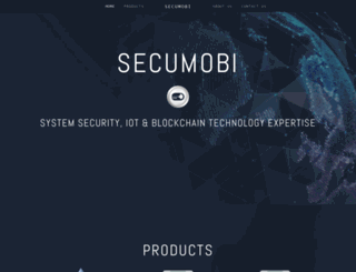 secumobi.com screenshot