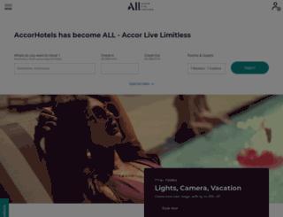 secure.accorhotels.com screenshot