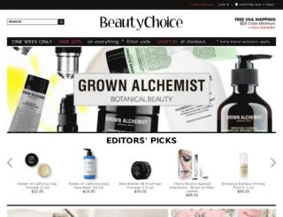 secure.beautychoice.com screenshot