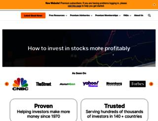 secure.cabot.net screenshot