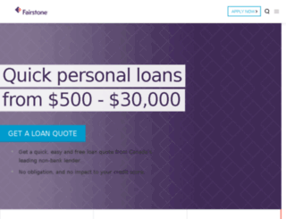 secure.citifinancial.com screenshot