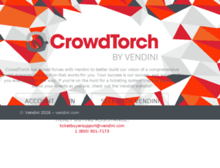 secure.crowdtorch.com screenshot