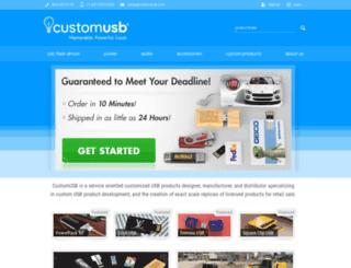 secure.customusb.com screenshot