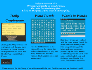 secure.dailycryptogram.com screenshot