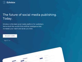 secure.echoboxapp.com screenshot