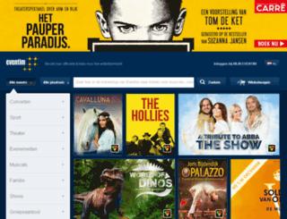 secure.eventim.nl screenshot