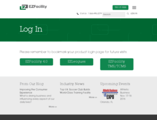 secure.ezfacility.com screenshot