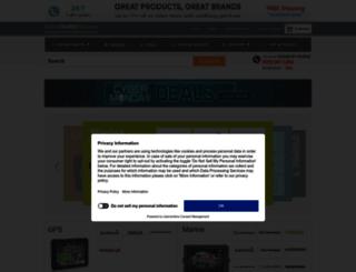 secure.factoryoutletstore.com screenshot