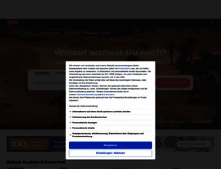 secure.holidaycheck.es screenshot