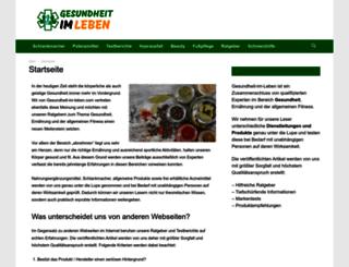secure.johnshopkinshealthalerts.com screenshot