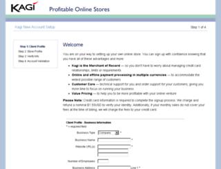 secure.kagi.com screenshot