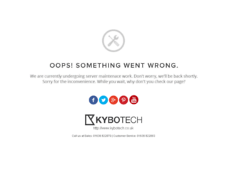 secure.kybotech.co.uk screenshot