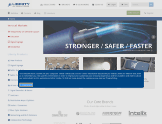 secure.libertycable.com screenshot