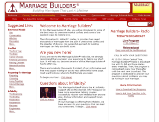 secure.marriagebuilders.com screenshot