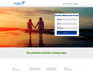 secure.matchlatam.com screenshot
