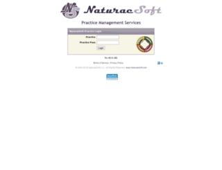 secure.naturaesoft.com screenshot