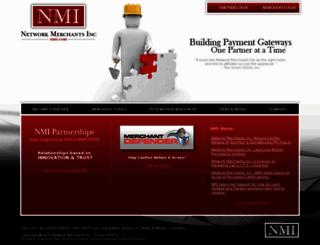 secure.networkmerchants.com screenshot