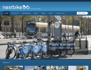 secure.nextbike.net screenshot