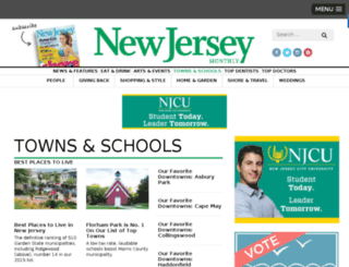 secure.njmonthly.com screenshot