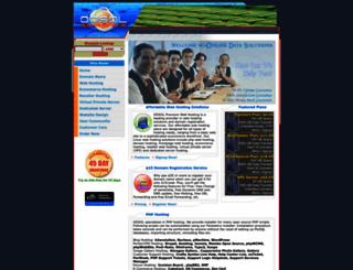 secure.odsol.com screenshot